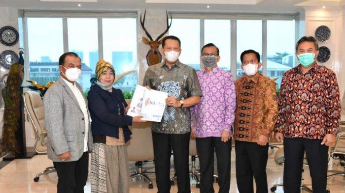 TerimaCorporate Forum for Community Development, Bamsoet Ajak Korporasi Bantu Wujudkan SDGs