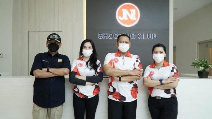 Ketua MPR Bambang Soesatyo Jajal Langsung Fasilitas Menembak JN1 di Kabupaten Tangerang