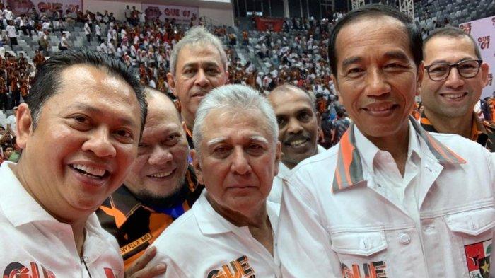 Jokowi Minta Menterinya Antisipasi Dinamika Perekonomian Dunia