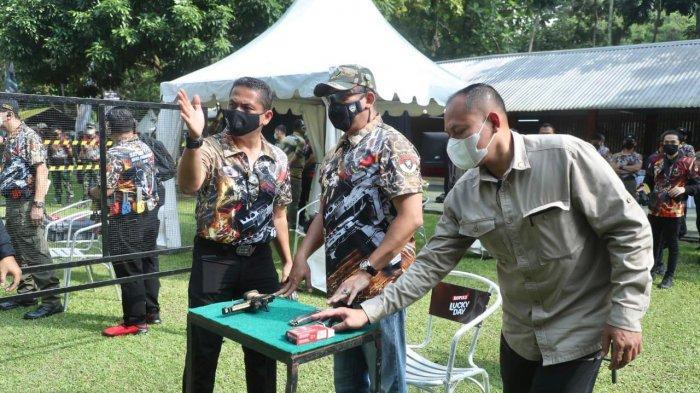Bamsoet hadiri Kejuaraan Menembak HUT Ke-40 Satuan 81 Gultor KOPASSUS 2
