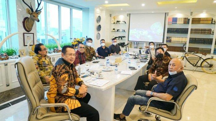 Bamsoet: IMI Siapkan Liga Hybrid Digital Racing Virtuaracer