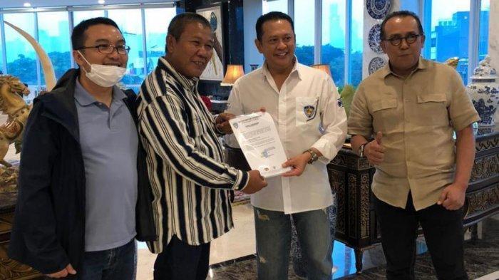 Bamsoet Optimistis Soalnya Sudah 25 IMI Provinsi Berikan Dukungan Maju Jadi Ketum IMI Pusat