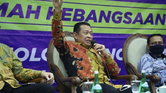 Bamsoet Tegaskan Komitmen MPR Periode 2019–2024 Untuk Wujudkan PPHN