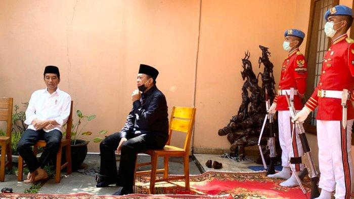 Kenang Almarhumah Ibunda Jokowi, Bamsoet : Beliau Sederhana Meski Ibu dari Presiden RI