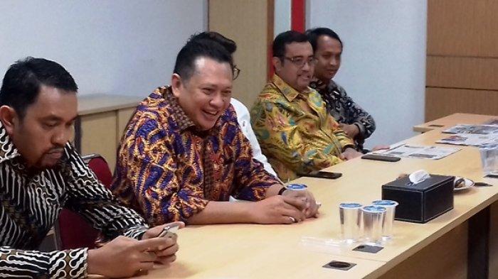 Bamsoet Mengaku 'Salting' Usai Dilantik Jadi Ketua DPR