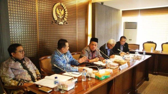 Permudah Pelaporan LHKPN Anggota Dewan, DPR Gandeng KPK