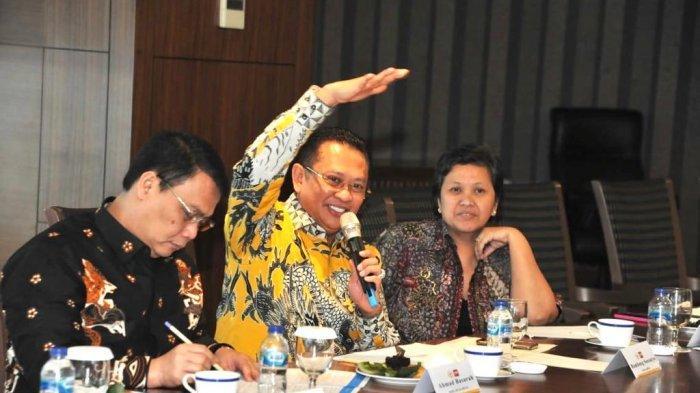 Bamsoet: PPHN Akan Permudah dan Perkuat Sistem Presidensial yang Akan Datang