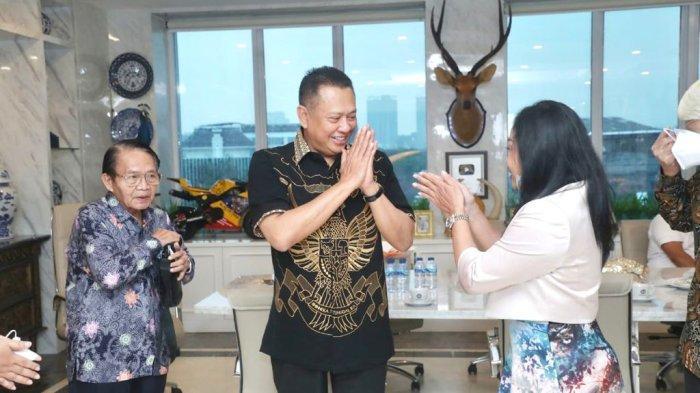 Terima Sekretariat Nasional Pewayangan Indonesia, Bamsoet Dorong Indonesia Jadi Rumah Wayang Dunia