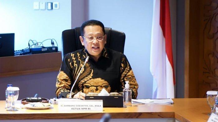 Bamsoet: Sidang Tahunan MPR RI Tanggal 16 Agustus 2021 Dilaksanakan Luring dan Daring