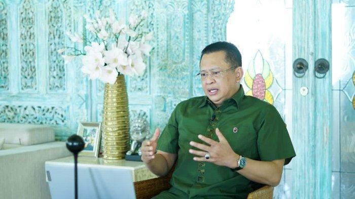 Ketua MPR Berharap Kemensos Lanjutkan Program Bansos Tunai Rp 300 Ribu
