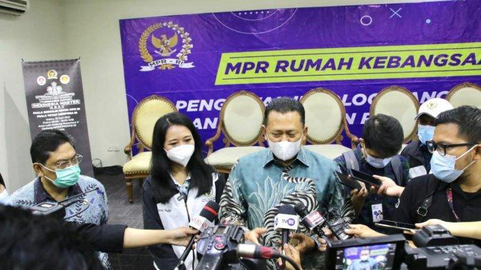 Bamsoet GelarTurnamen Catur Nasional 'Indonesia Master' Tanggal 19 Juni 2021