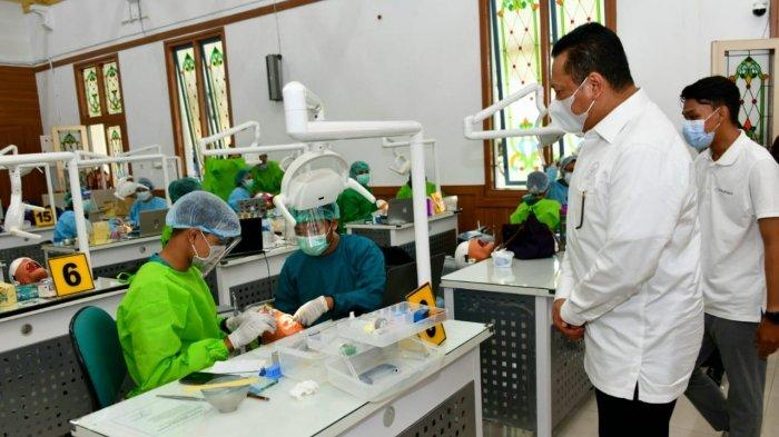 Bamsoet Resmikan 'Student Care' Fakultas Kedokteran Gigi Universitas Airlangga
