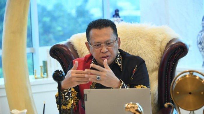 Ketua MPR Minta 10 Pemda Berlakukan Kembali PPKM Karena Mendekati Zona Merah Covid-19