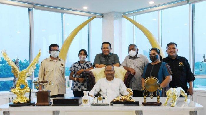 Bamsoet DukungTouring Ekspedisi Jelajah Kebangsaan Wartawan