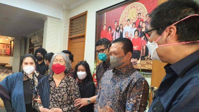 Bamsoet Kenang Sosok Sabam Sirait Sebagai Guru Politik Indonesia