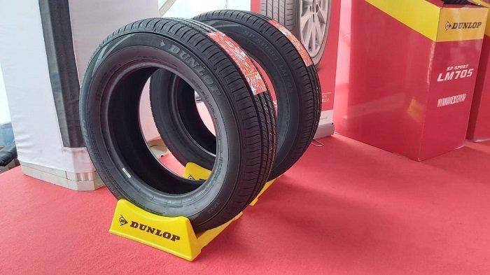 Ini Keunggulan Ban Dunlop SP Sport LM705 Berteknologi Shinobi Ketimbang Kompetitornya