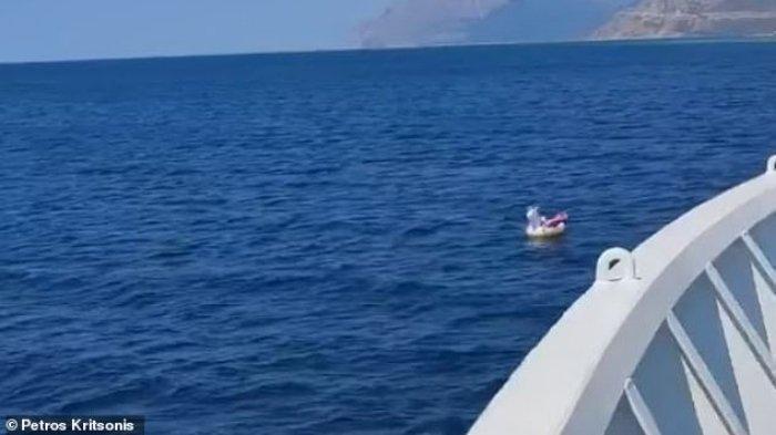 Kisah ABK Nurrohman, Berhari-hari Mengapung di Laut, Kapal Karam & Hilang Kontak, 10 Temannya Hilang