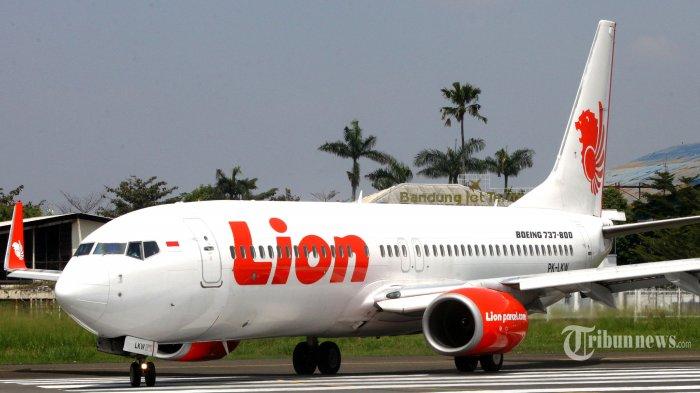Viral Video Anggota DPRD Kepanasan di Dalam Pesawat Lion Air Gara-gara AC Mati