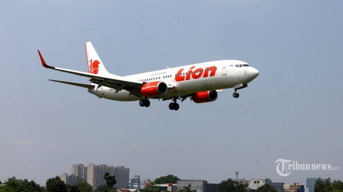 Cuaca Buruk, Pesawat Lion Air Rute Surabaya-Ambon Dialihkan ke Sorong