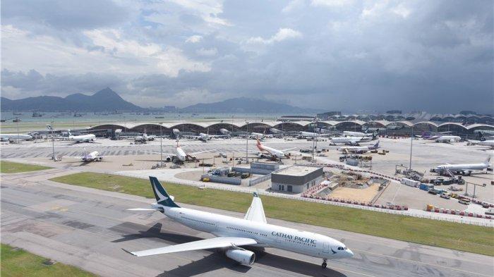 Mulai Besok, Hong Kong Larang Penerbangan dari Inggris