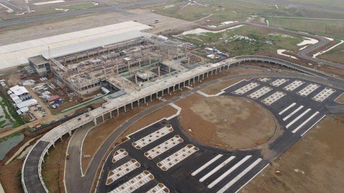 Seputar Bandara Kertajati, Pembangunan Diwarnai Penggusuran Kini Dijadikan Bengkel Pesawat
