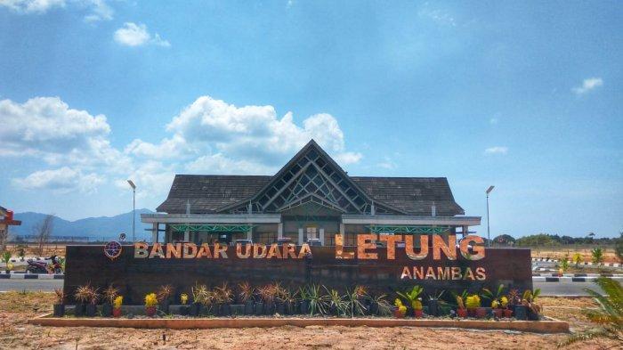 Bandara Letung, Kabupaten Anambas.