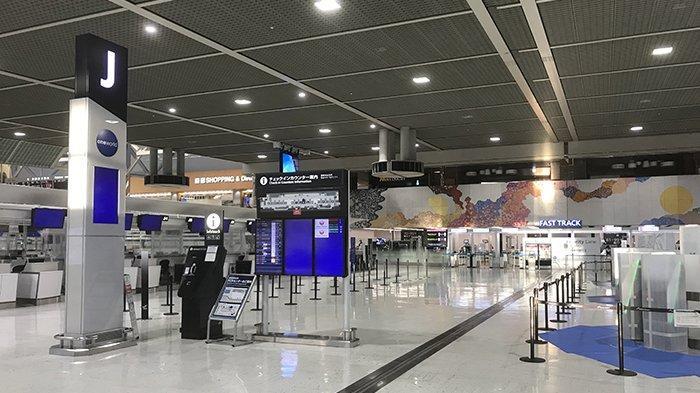 Jelang Status Darurat Covid-19 di Jepang, 461 Penerbangan Dibatalkan, 12.000 Penumpang Gagal Terbang