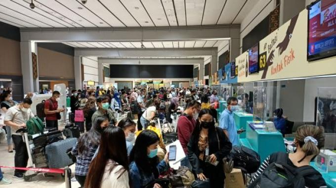 Kapolri Minta Petugas Bandara Soekarno-Hatta Awasi Ketat WNA yang Masuk ke Indonesia