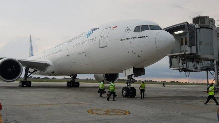 Garuda Indonesia Pastikan Armada B777-300ER yang Dioperasikan Layak Terbang