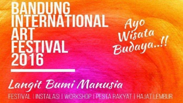 Wisman Terpukau Bandung International Art Festival 2016