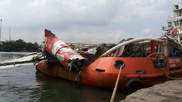 KNKT: Penyebab Jatuhnya AirAsia QZ8501 Bukan karena Faktor Cuaca