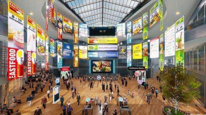 Wadah Kebangkitan Industri F&B RI, 5 Pameran Virtual Bertema Kuliner Siap Digelar Krista Exhibitions