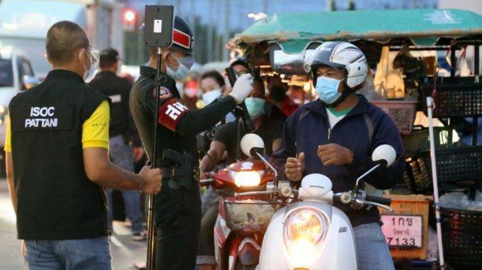 Lockdown Diperpanjang Dua Minggu, Jam Malam dan Tindakan Tegas Menanti di Bangkok