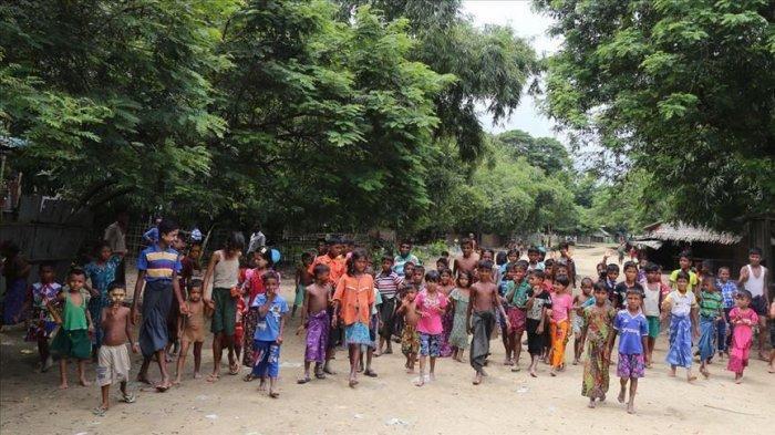 Bangladesh Lakukan Lockdown di Kamp Pengungsi Rohingya demi Tekan Penyebaran Covid-19
