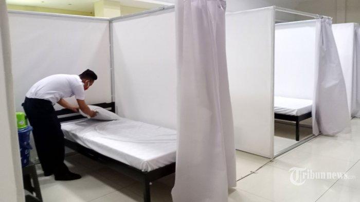 Penuh Diisi Pasien Covid-19 yang Isolasi Mandiri, Dua Hotel Ini Tak Terima Tamu