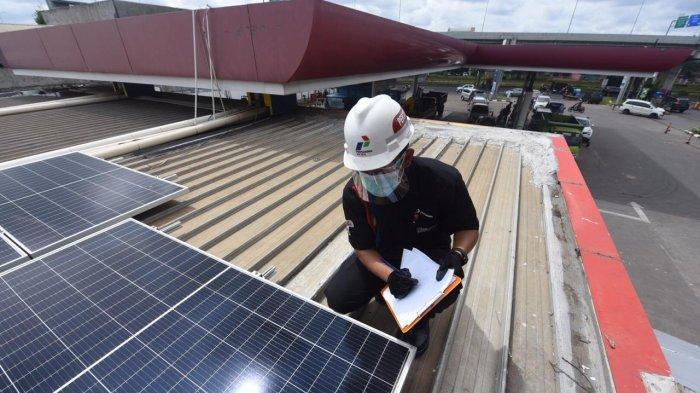 Jasa Tirta Energi Bangun PLTS di Bangka Tengah
