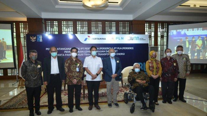 Bangun Pusat Riset Energi, Pertamina - PLN Dirikan Indonesia Energy and Electricity Institute