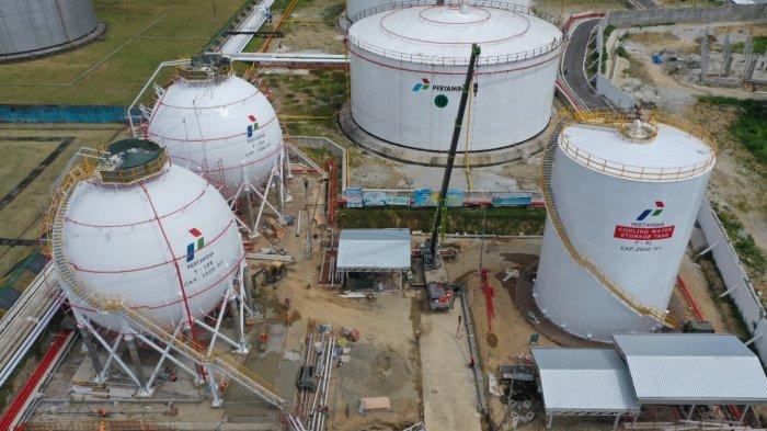 Bangun Terminal LPG Wayame, Pertamina Libatkan Ratusan Perusahaan Lokal