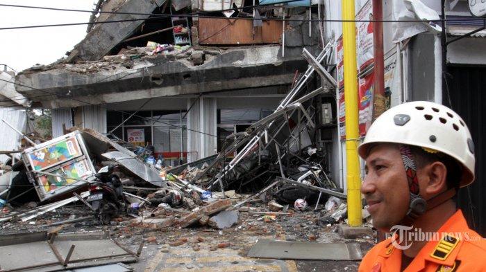 Driver Ojol Korban Reruntuhan Gedung Ambruk di Palmerah Belum Terima Ganti Rugi