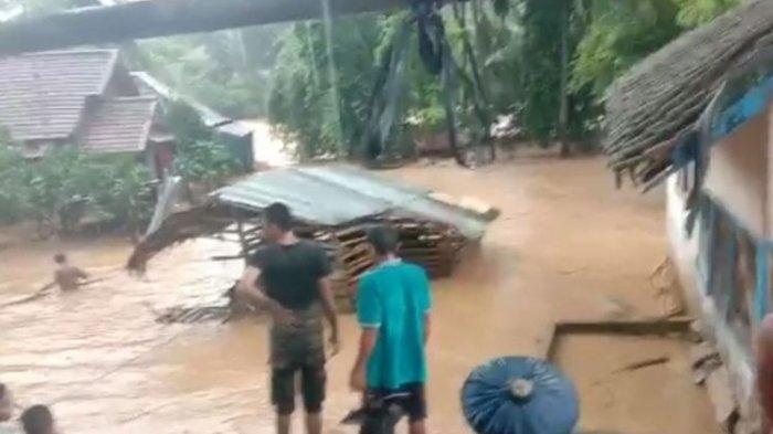 8 Orang Jadi Korban Meninggal Dunia Banjir Bandang Lebak Banten, 1 Anak Masih Proses Pencarian