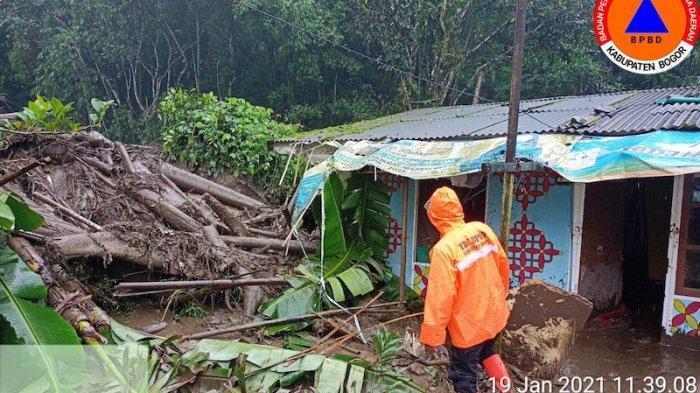 Banjir Bandang di Kabupaten Bogor