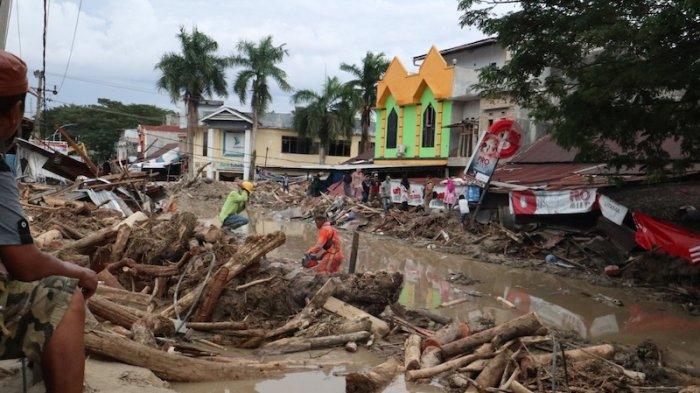 38 Meninggal dan 10 Lainnya Hilang Saat Banjir Bandang Terjang Luwu Utara