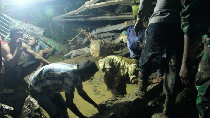 Sekolah Diterjang Banjir, Ini Identitas Murid Madrasah yang Selamat, Meninggal dan Hilang