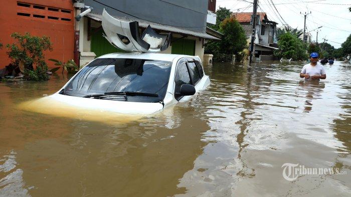UPDATE TERKINI: Data BNPB, Jumlah dan Nama-Nama Korban Bencana Banjir di Jabodetabek, 30 Orang Tewas