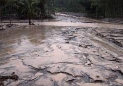 Banjir Bandang Landa Sumedang, 3 Orang Terbawa Arus