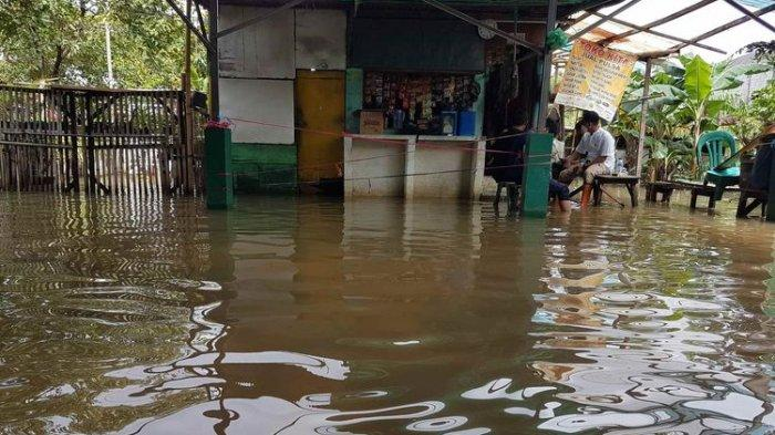 9 RT di Kembangan Utara Jakarta Barat Tergenang Banjir