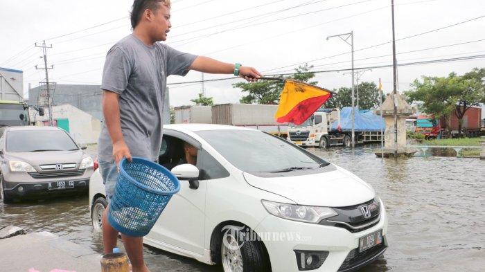 BNPB: Hujan Intensitas Tinggi Sebabkan Banjir di Kabupaten Kudus