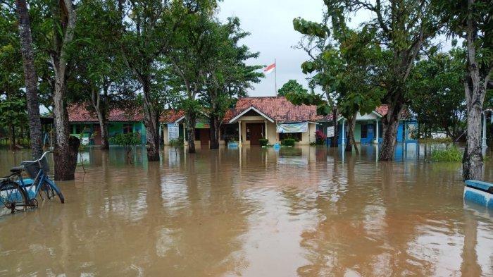 Sebanyak 6.619 Jiwa Terdampak Banjir di Kabupaten Pekalongan