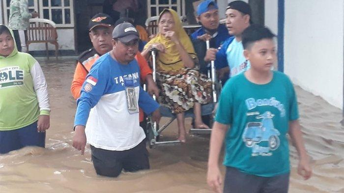 2.355 Jiwa Terdampak Banjir di Dua Kecamatan Wilayah Kabupaten Pohuwato Gorontalo