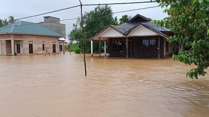Banjir di Kalsel Dikabarkan Telan Korban Jiwa, Ramai Tagar #KalselJugaIndonesia hingga Sikap Jokowi